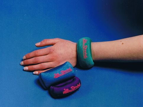 Doughnut Wrist Weights (Pair)